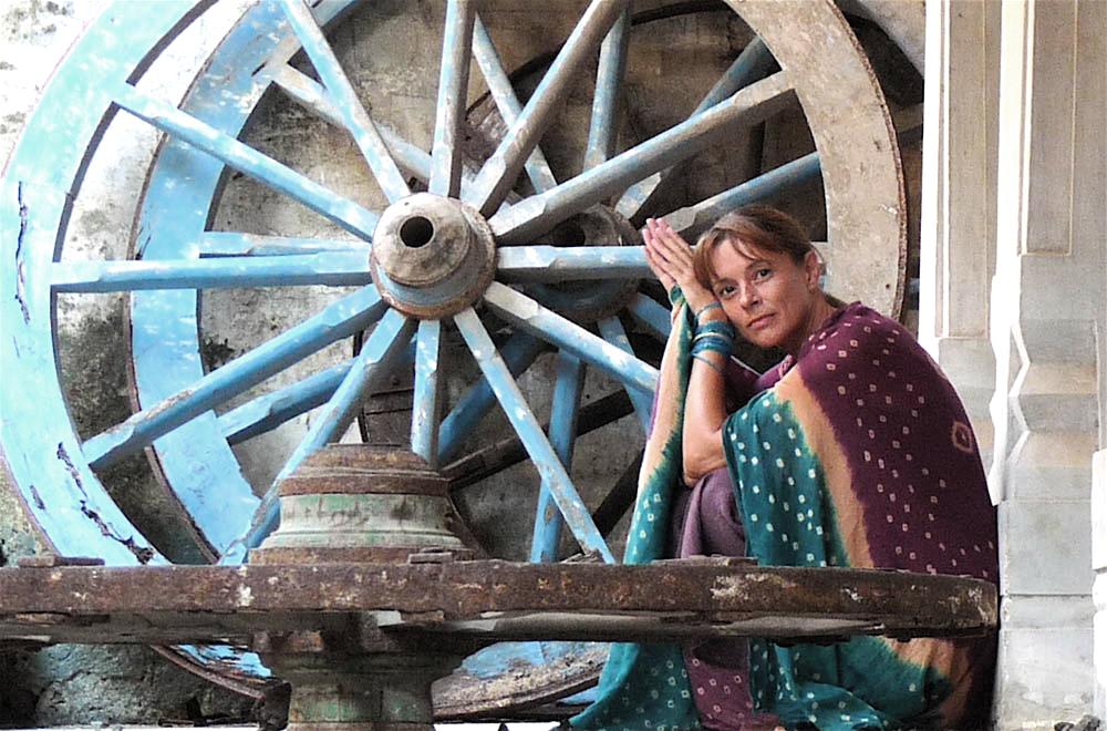 Anna and the wheel copia